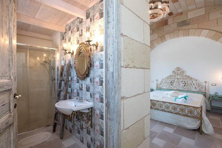 Castello Salentino / Camera Verde Relax Famigliare