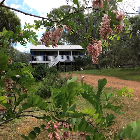 Serenity Cottage at Sanctuary on Avon, Toodyay