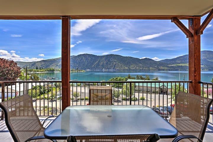 Luxury on Lake Chelan-Pool, Hot Tub, Incredible Views, Walk to Downtown Wineries