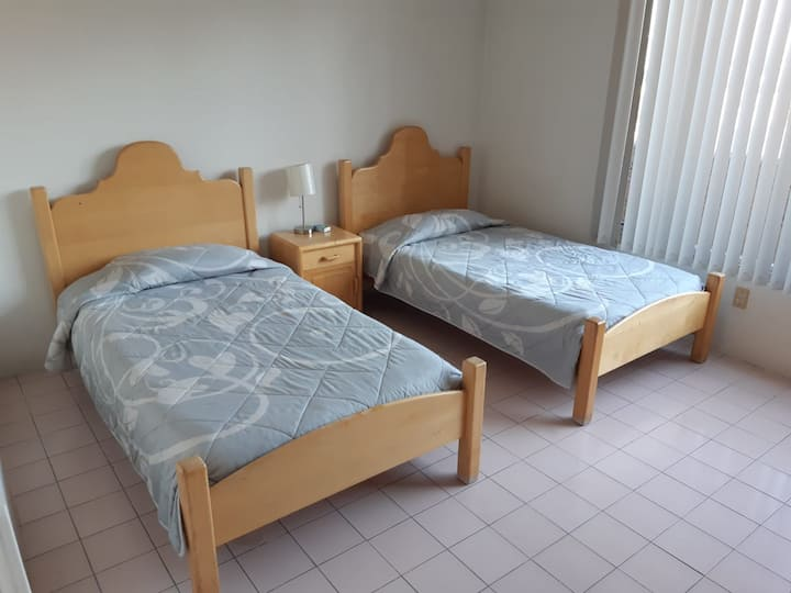 Cozy Suite in Residencial Area Tangamanga S3