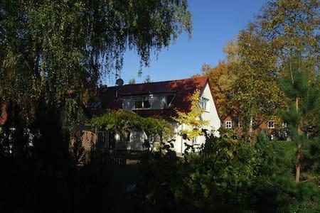Auftanken im Grünen - Neuenhagen bei Berlin - Lejlighed
