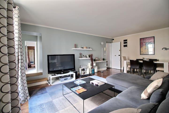 Grand Canettes Cosiness at Saint-Germain-des-Prés - Paris - Apartemen