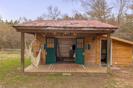 Beautiful eclectic tiny house