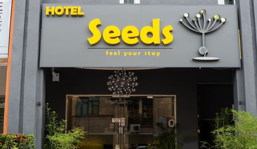Seeds Hotel Setiawangsa @KL Couple Hotel Stay