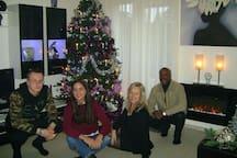 christmas with my friends ( fam. Zipunova ) 2016
