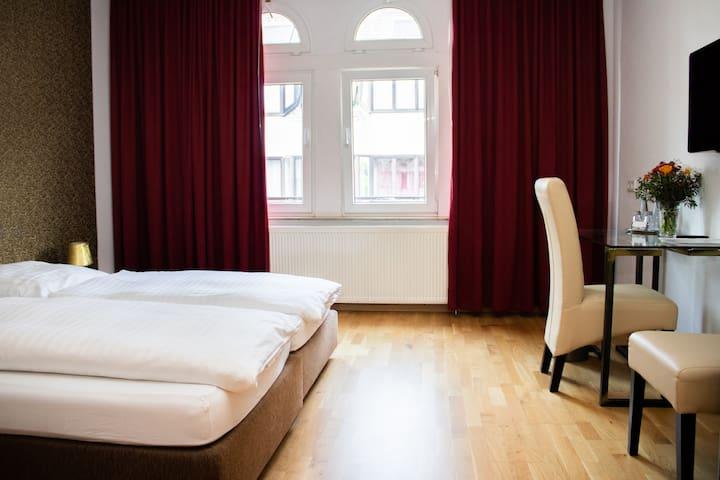 Hotel Stern im Boutique Stil im Herzen Düsseldorfs