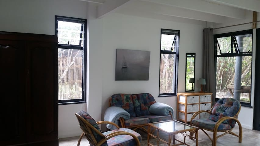 Bedroom 3 with Seating Area