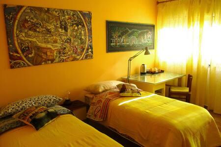 Travellers' Nest: your cozy haven in my quiet home