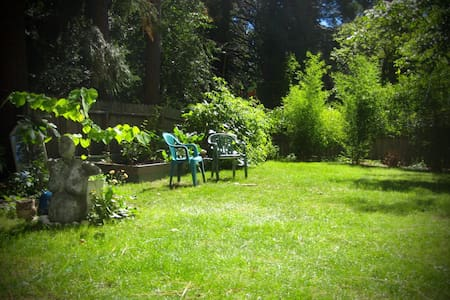 Hummingbird Room in Sweet Home, Walk to Nev. City - Nevada City - House