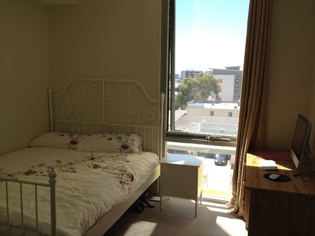 Perth CBD appartment 1 double room - Perth - Bed & Breakfast