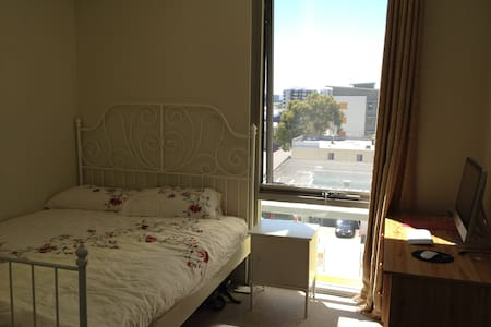 Perth CBD appartment 1 double room - Perth