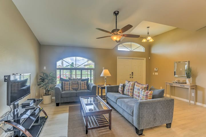 Cape Coral House w/Private Pool - Near Ft. Myers!