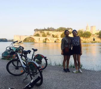 Avignon, for learning french differently