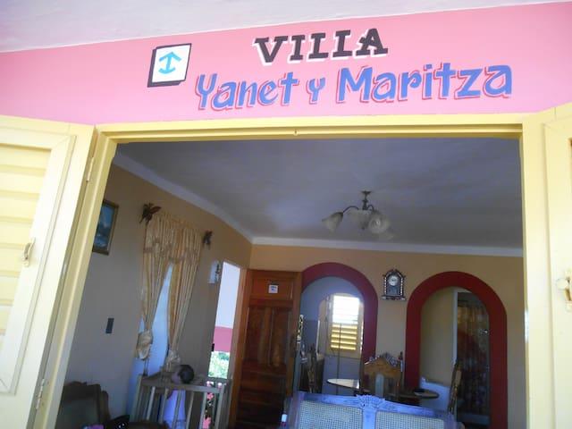 Villa Yanet y Maritza (Habitacion 1) - Vinales - Appartement