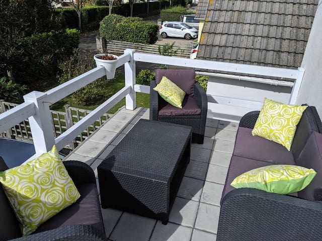 Apartment in St Brelade near beach
