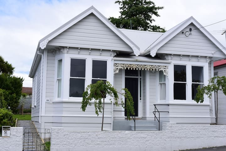 Stylish Villa dressed in mid century