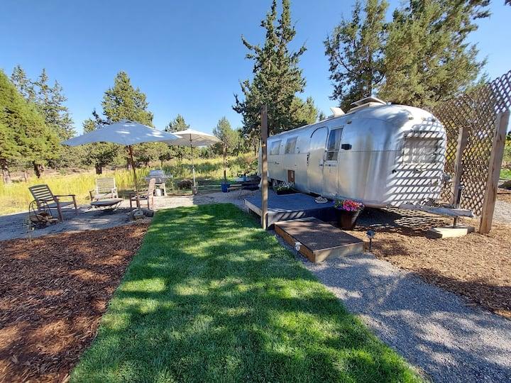 Garden Airstream