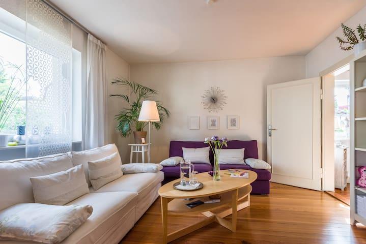 Ruhiges Zimmer mit Charme in Wiesloch - Wiesloch - 獨棟