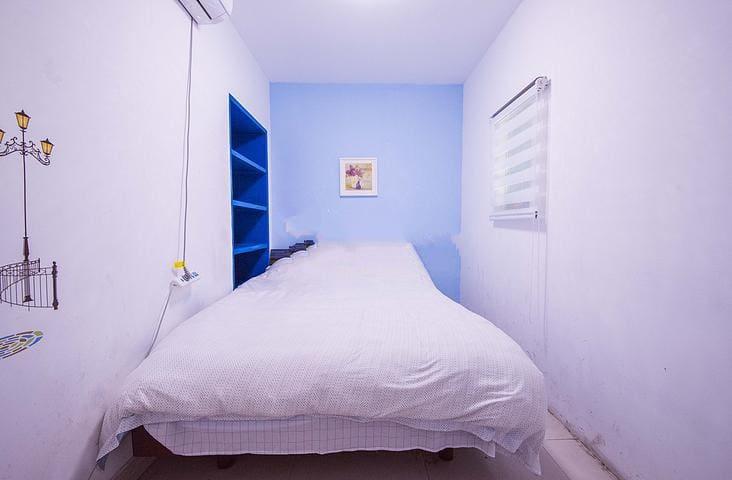 黄河科技学院旁温馨大三居,大床位,大空间。 - Zhengzhou Shi - Casa