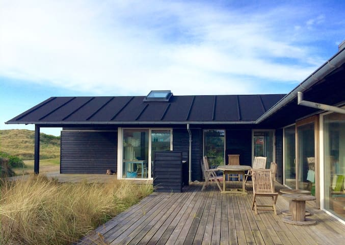 Muslingen - Moderne dansk sommerhus
