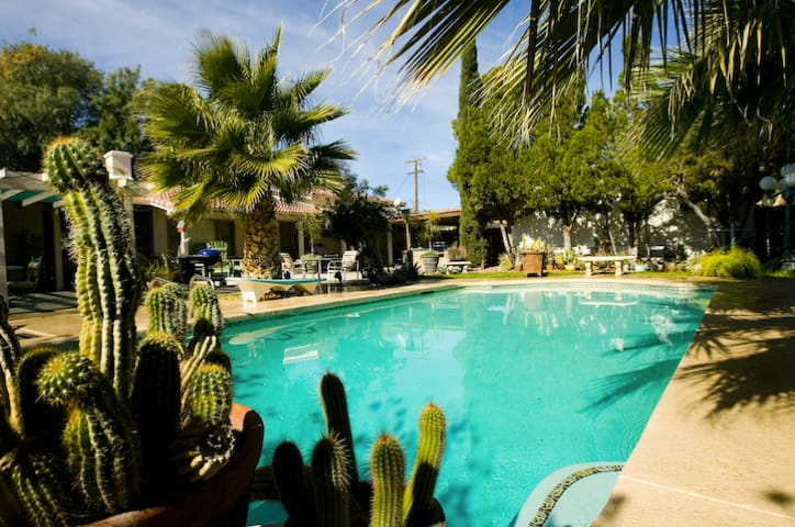 Parkview - Cindy's Desert Resorts - Twentynine Palms - Hus