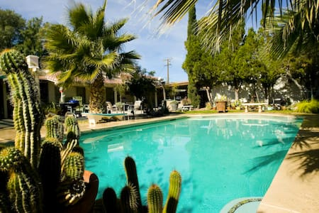 Parkview - Cindy's Desert Resorts - Twentynine Palms