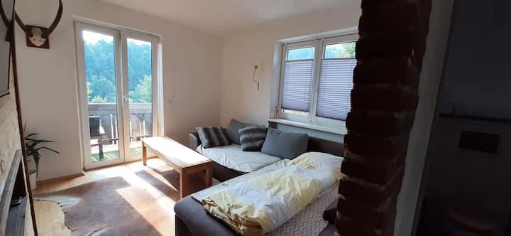 Appartement Top 5 für 4 bis 6 Pers. Essecke, F_ Kü