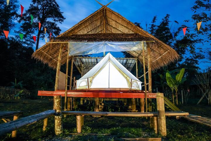 Saranghae Resort Chiang Dao/Safari Tent 01.