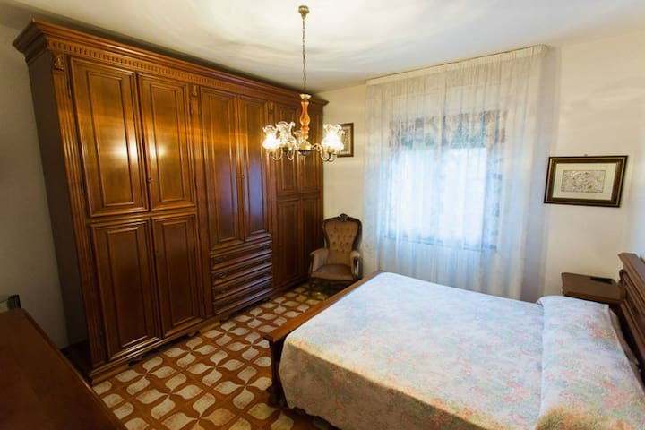 Your double room in Umbria