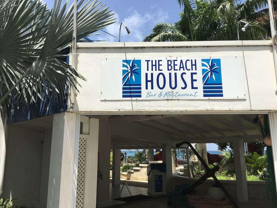 Entrance to beach and pool membership..card access