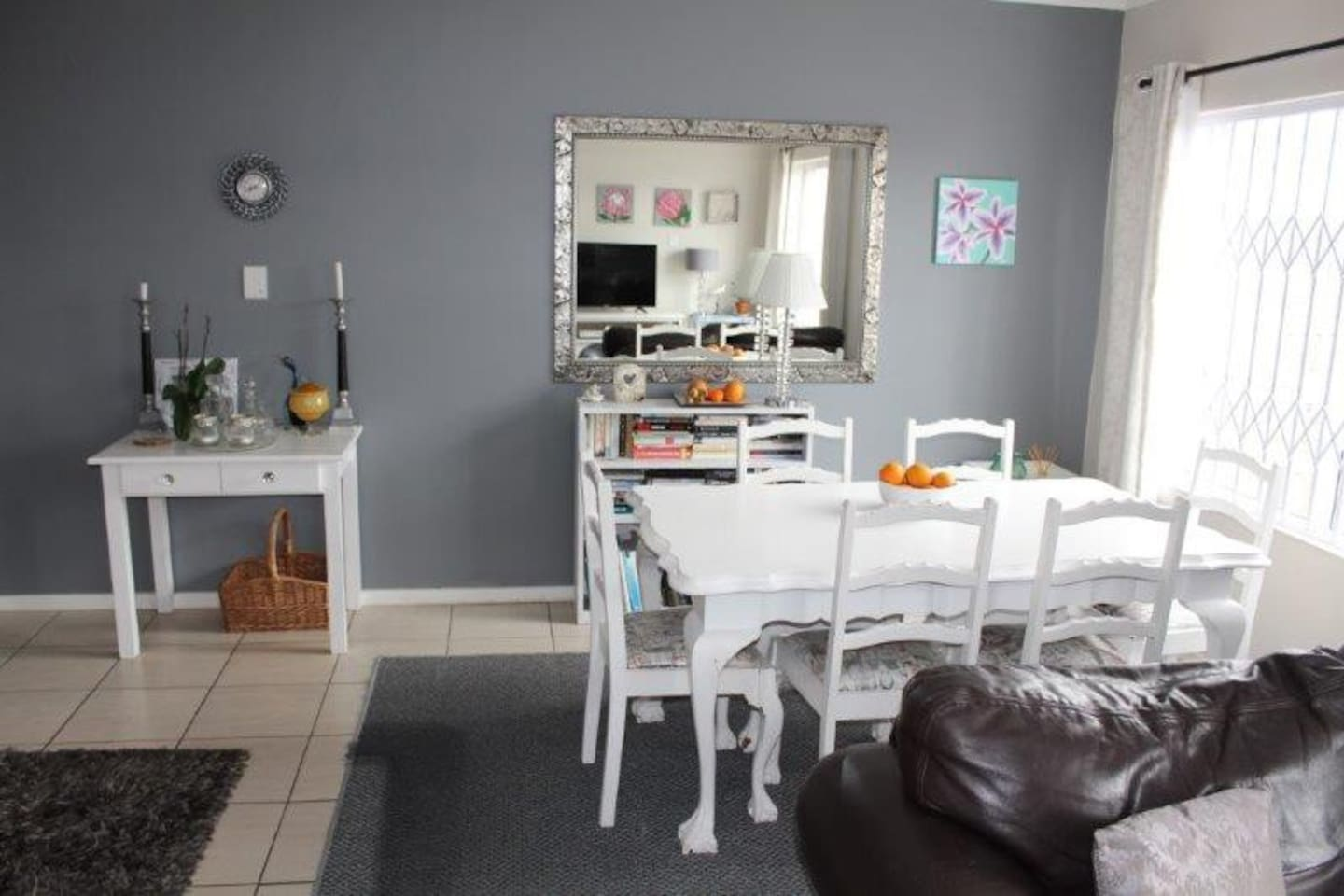 Open Plan Dining Room 6 Seater