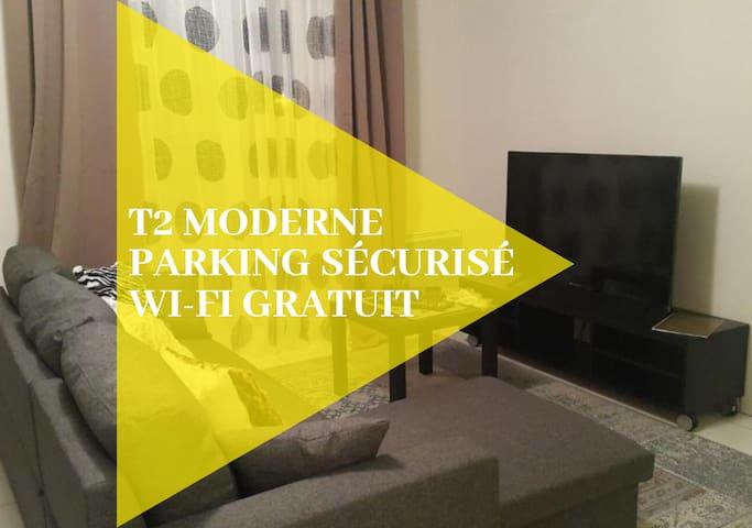 CHARMANT T2 calme et sécurisé au Montauban