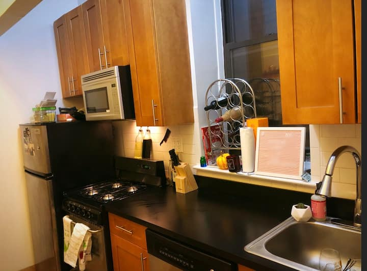 1-BD Upper East Side Apt (extended stay available)