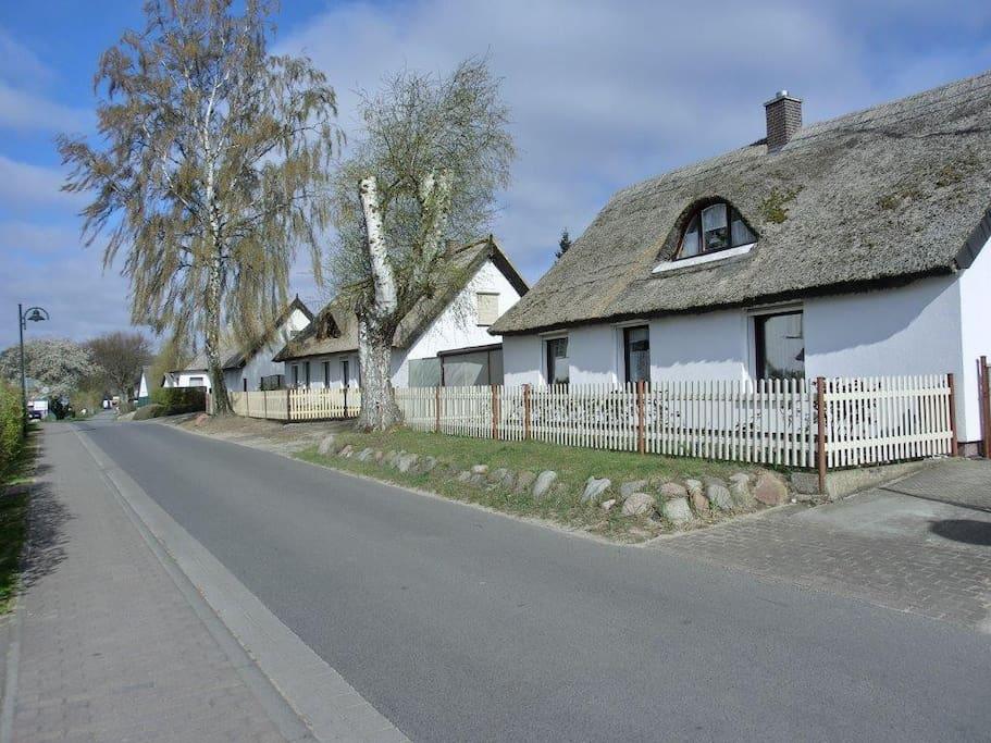 Andere Straßenseite