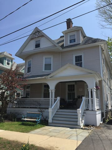 Portsmouth Victorian In-town - Portsmouth - Huis