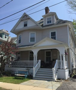 Portsmouth Victorian In-town - Portsmouth - Casa