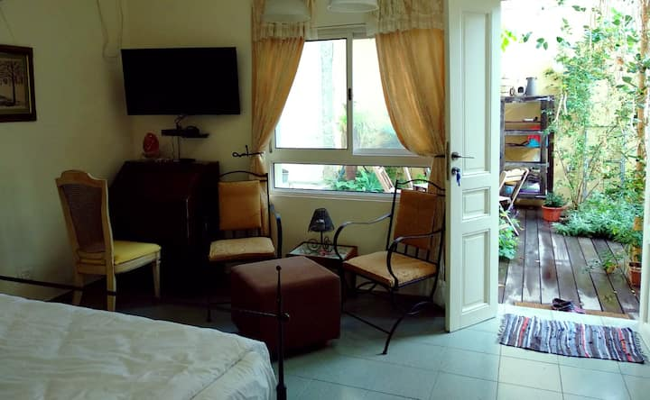 New guest suite in Jaffa