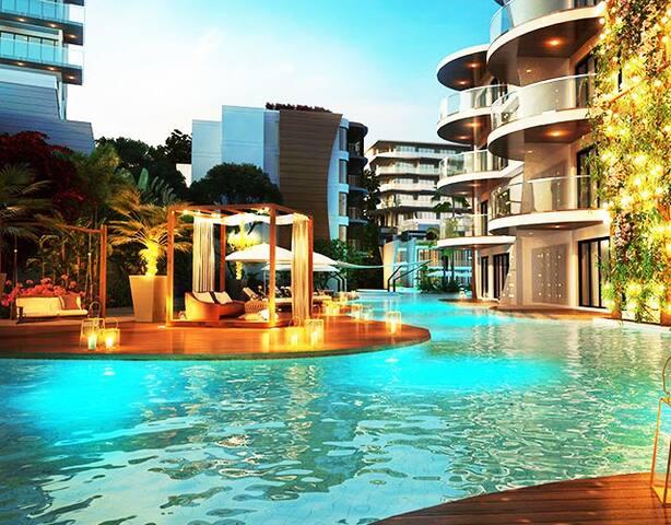 Paradise in Phuket. 5 Star Style