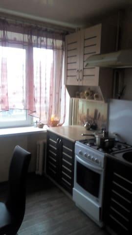 2-комнатная квартира в центре - Minsk - Daire