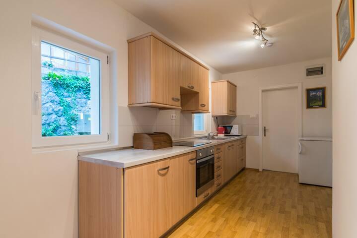 Jezero Apartments - Mlino - kitchen