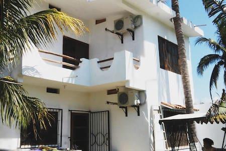 Pacheco's house.Hermosos atardceres - Jaluco