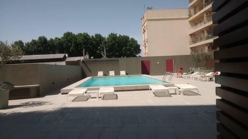 piscina 15x6mt