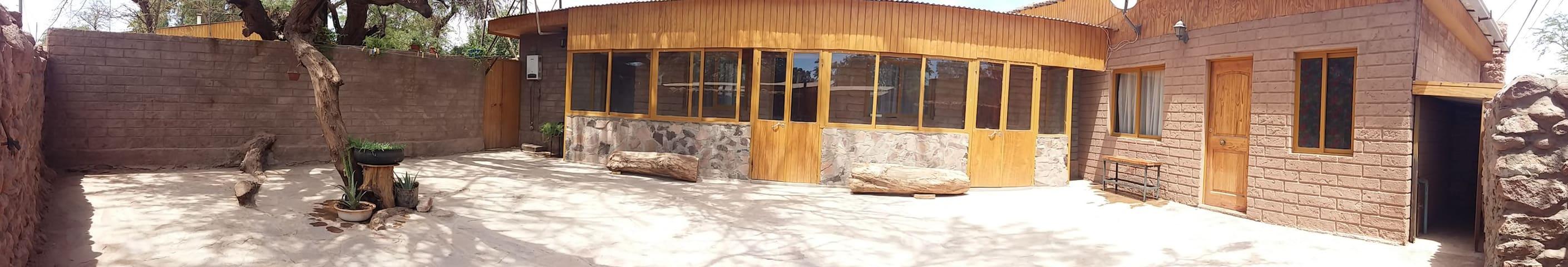 La cabaña de Km Zero - San Pedro de Atacama - Talo