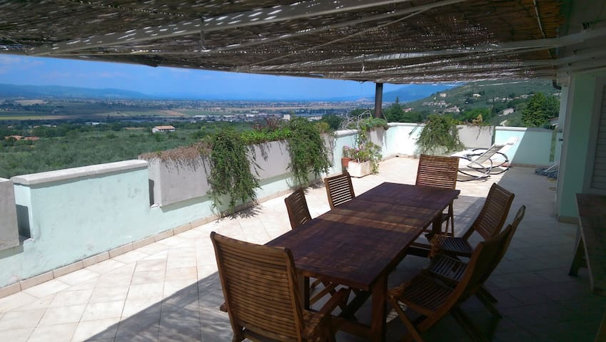 Panoramic Terrace - Trevi - Apartamento