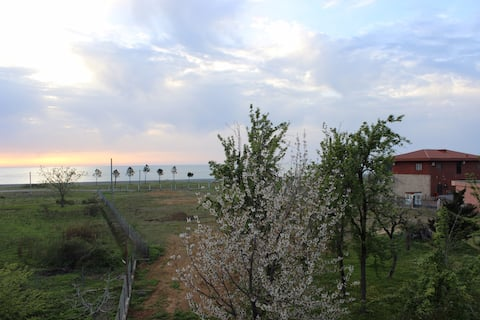 The best beach getaway in Kobuleti