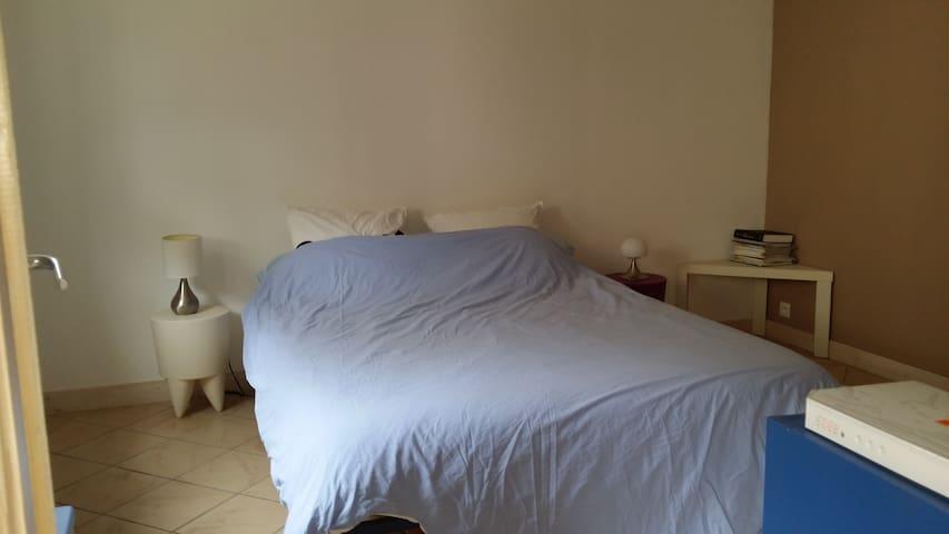 chambre privative dans dépendance de la maison - Sandillon - Dom