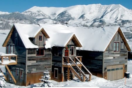 Winterset House 4 Bedroom Home - Mt. Crested Butte - House
