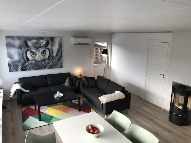 Large apartment in the heart of Voss, 4br