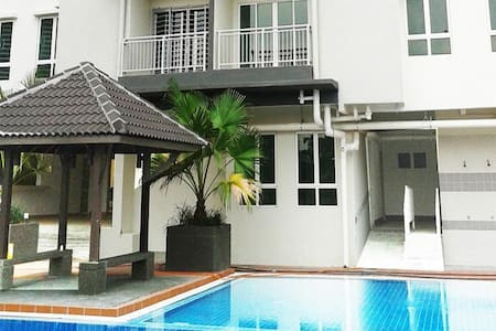 New Condo: 50m from LRT - 吉隆坡