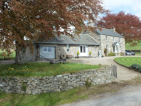 Smiddy Cottage  By  Pitlochry